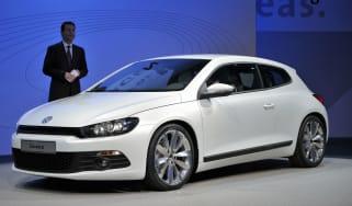 VW Scirocco EV