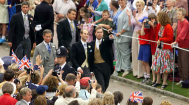 Prince Edward wedding