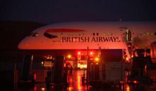 BA Flight fumes
