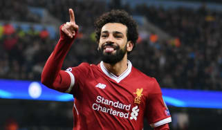 Mohamed Salah Liverpool transfer news Jurgen Klopp