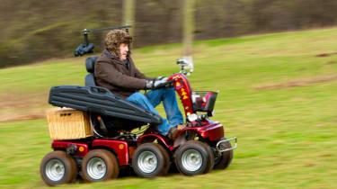 Top Gear in Wales