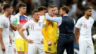 England Croatia World Cup semi-final