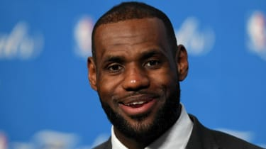 LeBron James Los Angeles Lakers NBA