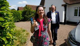 New Lib Dem MP Sarah Green