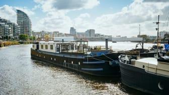 Houseboat Dieu L'Avalou