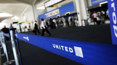United Airlines sexism row