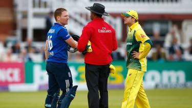 Cricket England v Australia