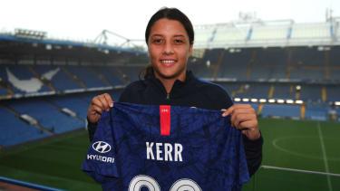 Australia captain Sam Kerr has signed for FA Women's Super League side Chelsea
