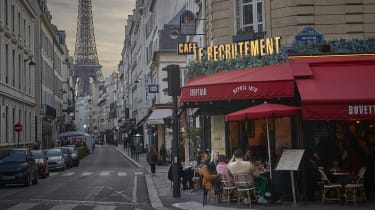 Parisians return to alfresco dining as restrictions are relaxed