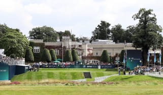 Virginia Water is home to the Wentworth Golf Club