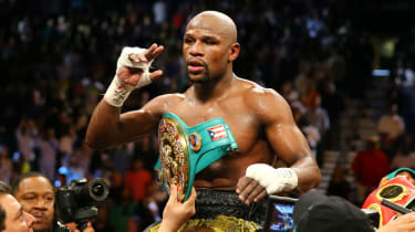 Floyd Mayweather career earnings boxing Forbes sport rich list