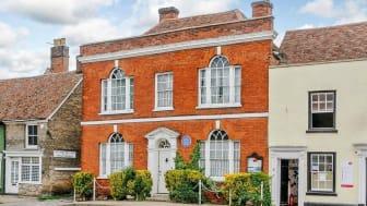 Hanwell House, Long Melford, Sudbury, Suffolk