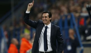 Unai Emery Arsenal new manager