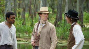 Benedict Cumberbatch, 12 Years a Slave
