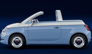 Fiat 500 La Spiaggina