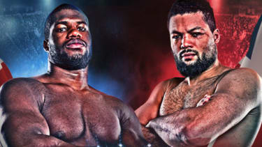 Daniel Dubois will fight Joe Joyce at the The O2 in London on 11 April 2020