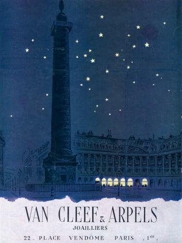 Van Cleef & Arpels' night-sky inspiration