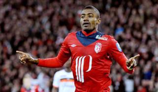 Lille's Ivorian forward Salomon Kalou