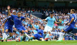 Sergio Aguero - Chelsea Man City