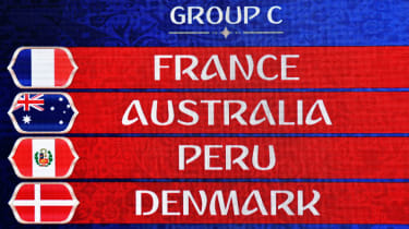 World Cup group C guide France Australia Peru Denmark Getty Images