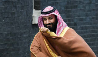 Mohammed bin Salman, the crown prince of Saudi Arabia