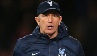 Crystal Palace manager Tony Pulis has left the club by 'mutual consent'