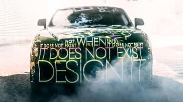 Rolls-Royce Spectre electric car