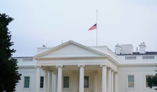 White House flag returned to half-mast after backlash over Trump reaction to McCain death