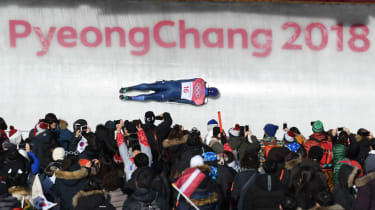 Dom Parsons Winter Olympics men's skeleton