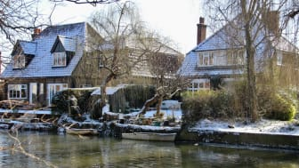 East Molesey in Surrey