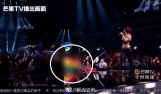 Eurovision censor