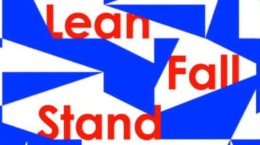 Lean Fall Stand by Jon McGregor