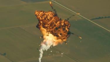 SpaceX fails