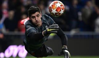 Belgium goalkeeper Thibaut Courtois left Chelsea for Real Madrid in August 2018