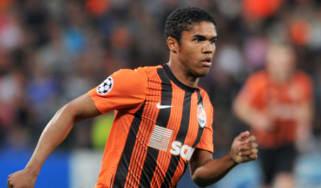 Shakhtar Donetsk striker  Douglas Costa