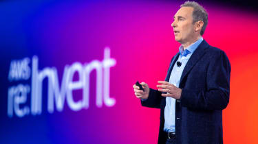 Amazon Web Services chief executive Andy Jassy will take over from Jeff Bezos