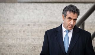 Trump lawyer Michael Cohen pleads guilty to lying to Congress over Russian land deal