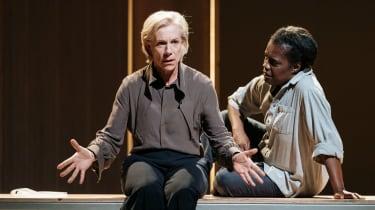 Juliet Stevenson and Joy Richardson in The Doctor