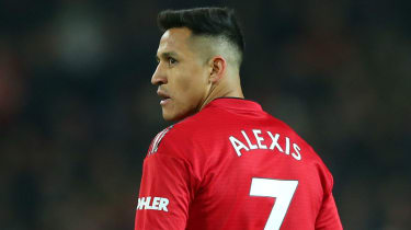 Alexis Sanchez left Arsenal for Manchester United in January 2018