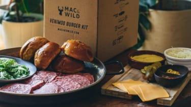 Mac & Wild burger kit
