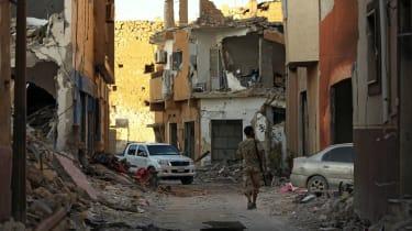Libya, War