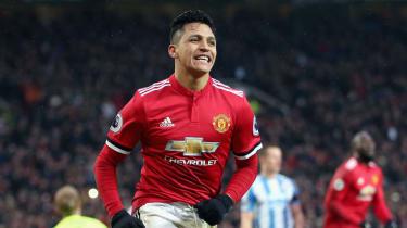 Alexis Sanchez Man Utd transfer news