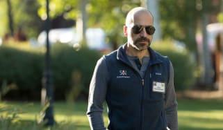 Dara Khosrowshahi in Silicon Valley last year