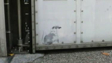 Banksy Tokyo Japan