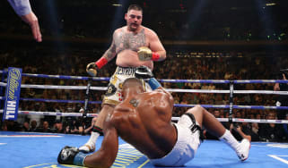 Andy Ruiz Jr shocked the boxing world when he beat Anthony Joshua in New York on 1 June