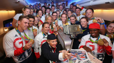 Team GB medal winners at Rio 2016