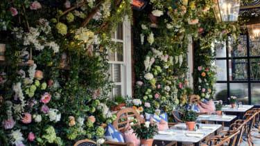 Dalloway Terrace - London restaurant