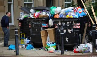 Local authorities, council, bins
