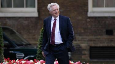 Brexit Secretary David Davis has resigned over Theresa May's Brexit plan
