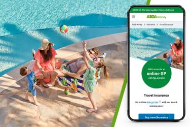 Asda Money travel insurance